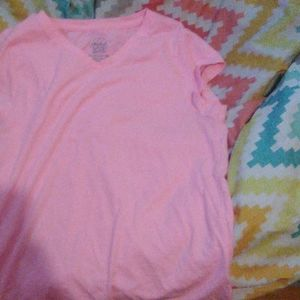 Pink shirt from Faded Glory